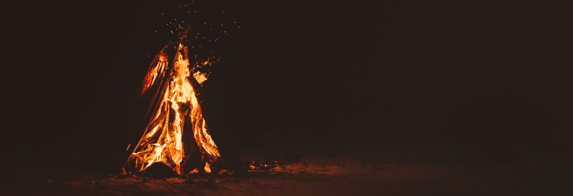 Svētku ugunskurs